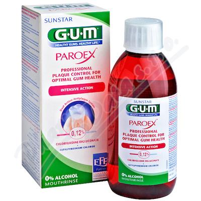 GUM ústní voda Paroex (CHX 0.12%) 300 ml G1784EMEA