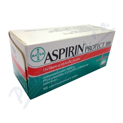Aspirin Protect 100 por.tbl.ent.98x100mg