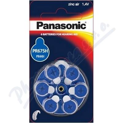 Baterie do naslouchadel PR-675H(44H)/6LB Panasonic