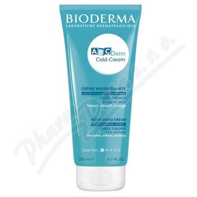 BIODERMA ABCDerm Cold Cream 200ml