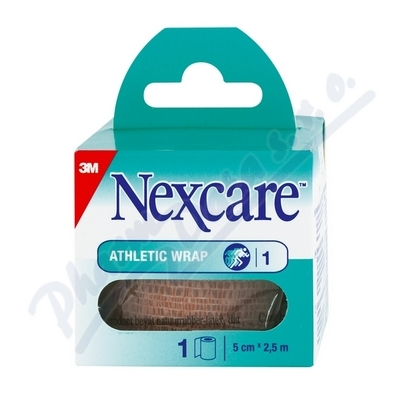 3M Nexcare Athletic Wrap obinadlo 5cmx2.5m