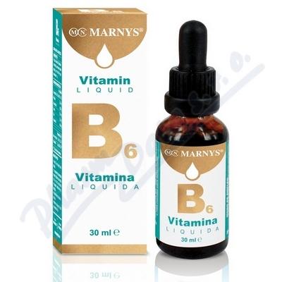 Tekutý Vitamin B6 30ml