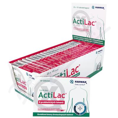Actilac box 20 x 10 tobolek