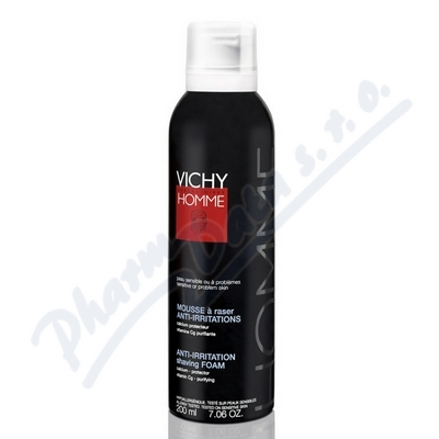 VICHY HOMME Gel de rassage ANTI-IR 150ml