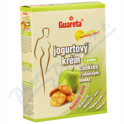 Guareta Morning Start jog.krém v práš.cookies jab.