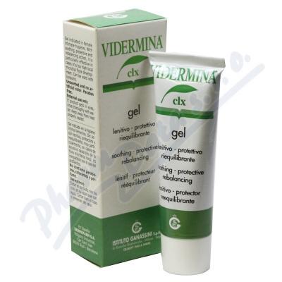 Vidermina CLX 0.2% intimní gel 30ml