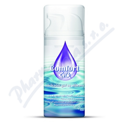 ALTERMED Lubrikační gel COMFORT SILK 100ml