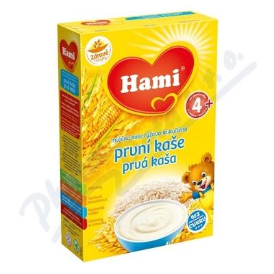 Hami kaše ml.rýžovo-kukuřičná 225g