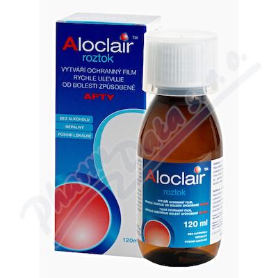 Aloclair ústní voda 120ml