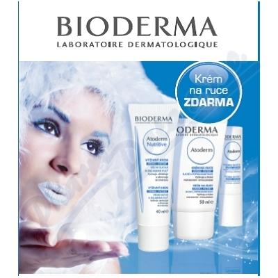 BIODERMA Atoderm Nutr.40ml-Krém ruce50ml-Tyč.rty4g