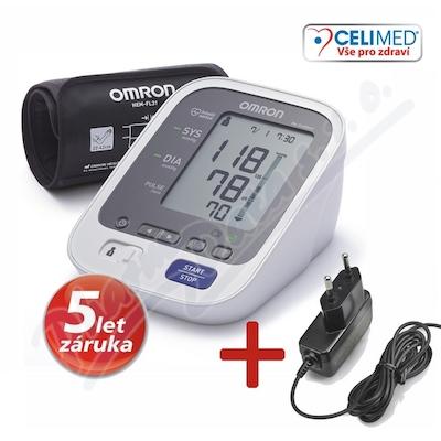Tonometr OMRON M6 Comfort Intelli+zdroj+5let CELIM