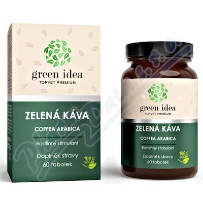 TOPVET Zelená káva bylinný extrakt tob.60