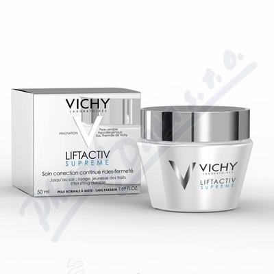 VICHY LIFTACTIV SUPREME pro normální pleť 50ml