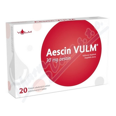 Aescin VULM tbl.20x30mg
