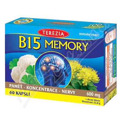 TEREZIA B15 Memory cps.60