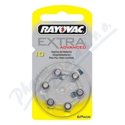 Baterie do naslouch.Rayovac Extra Adv.10/PR7 6ks