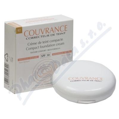 AVENE Couvrance Komp.výž.make-up SPF30 přiroz.10g