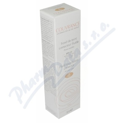 AVENE Couvrance Tekutý make-up sable (03) 30ml