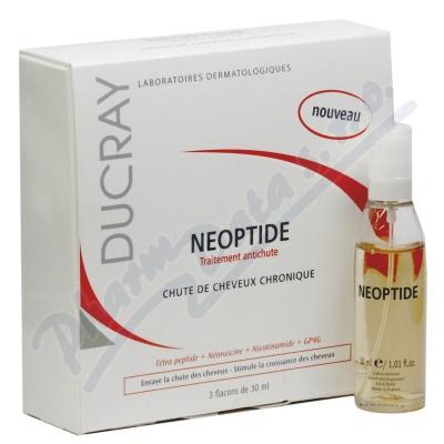 DUCRAY Neoptide ŽENY Péče při vyp.vlasů 3x30ml
