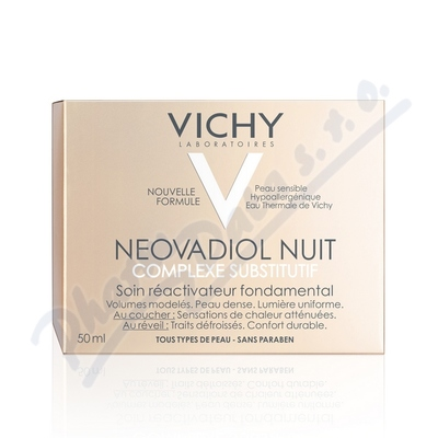 VICHY NEOVADIOL CC Noční krém 50 ml