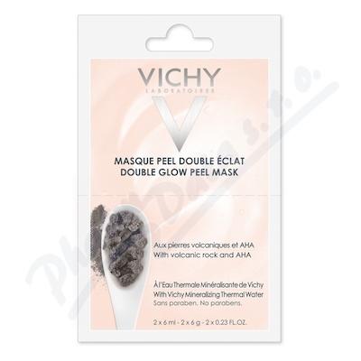 VICHY Rozjasňující peelingová maska 2x6 ml
