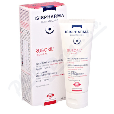 ISIS RUBORIL expert M 40 ml