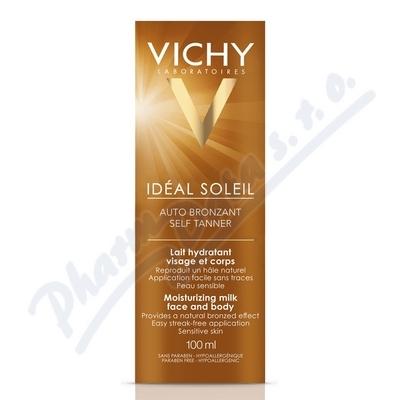 VICHY IDÉAL SOLEIL Samoopalovací mléko 100ml