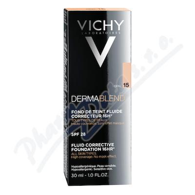 VICHY DERMABLEND Korekční make-up č.15 30ml