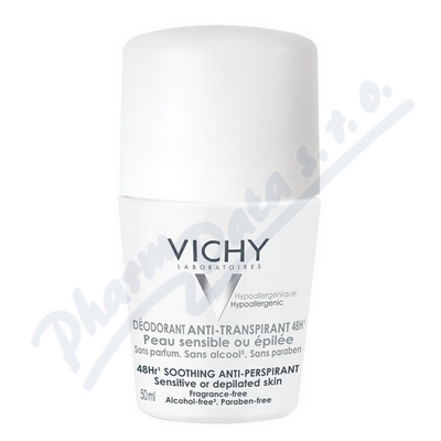 VICHY DEO Soothing Anti-Perspirant roll-on 50ml