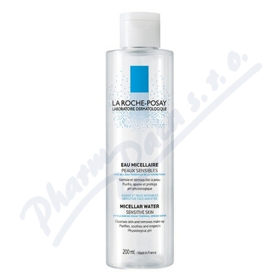 LA ROCHE-POSAY Micellar sensitive voda 200ml