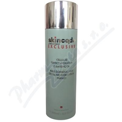 SKINCODE EXC Čistící hydratační olej 200ml