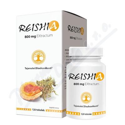 REISHIA 800 mg EXtractum tob.120