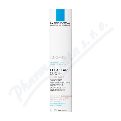 LA ROCHE-POSAY Effaclar DUO+ Tinted light 40 ml