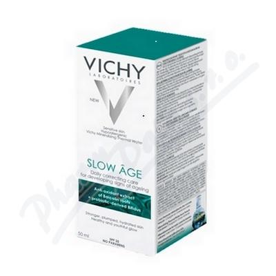 VICHY SLOW AGE Fluidní krém SPF25 50ml