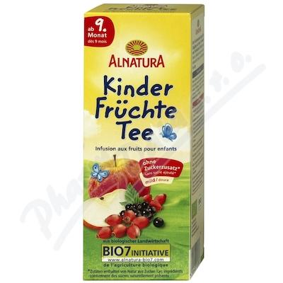 Alnatura BIO Dětský ovocný čaj 50g