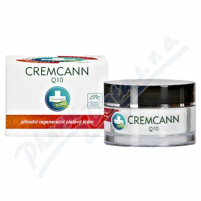 Annabis Cremcann Q10 přírodní pleťový krém 50ml