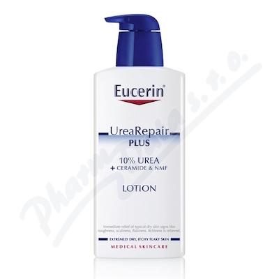 EUCERIN UreaRepair PLUS tělové mléko 10%Urea 400ml
