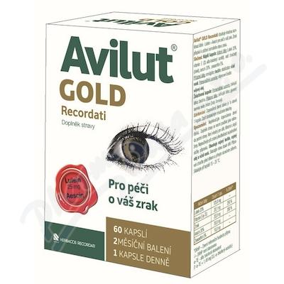 Avilut GOLD Recordati cps.60