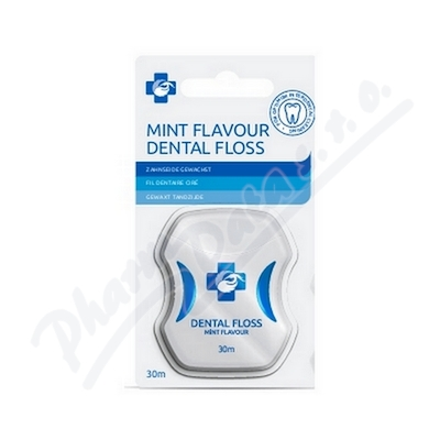 BENU Dentální nit voskovaná 30m