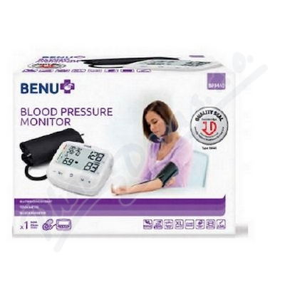 BENU tlakoměr BPM 40