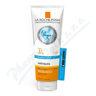 LA ROCHE-POSAY ANTHELIOS mléko 30 250ml UV PATCH