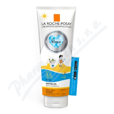 LA ROCHE-POSAY ANTHEL.Derm.ped. 50+ 250ml UV PATCH