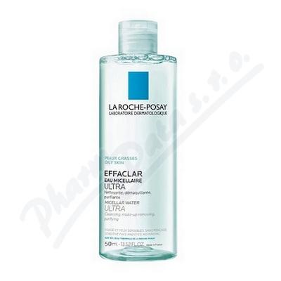 LA ROCHE-POSAY Effaclar Micellar voda VZOREK 50 ml