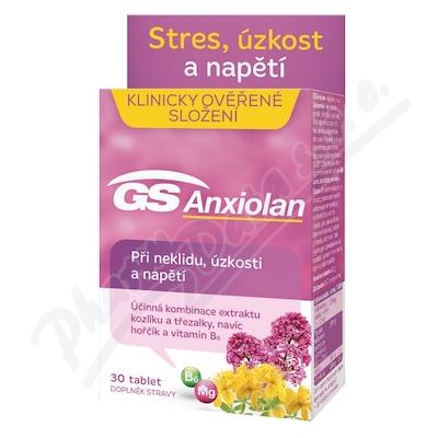 GS Anxiolan tbl.30 2017 ČR/SK
