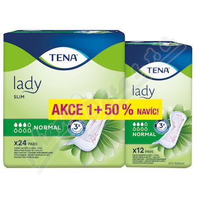 TENA Lady Slim Normal +50% navíc ink.vložky760294