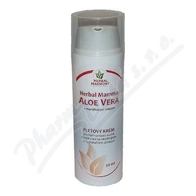 Aloe Vera pleťový krém 50ml Herbal Harmony