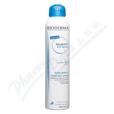 BIODERMA Atoderm SOS Sprej 200 ml