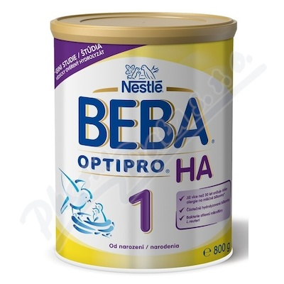 NESTLÉ Beba OPTIPRO HA 1 800g