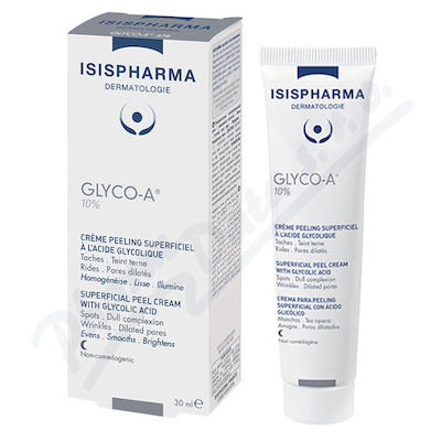 ISIS Glyco-A 10% krém 30 ml