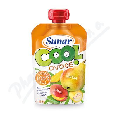 Sunárek Cool ovoce hruška mango banán 120g